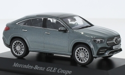 Modellauto - <strong>Mercedes</strong> GLE Coupe (C167), metallic-grau<br /><br />I-iScale, 1:43<br />Nr. 242248
