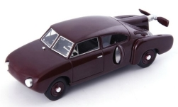 Modellauto - <strong>Aerocar</strong> Cordoba, dunkelrot, 1953<br /><br />AutoCult, 1:43<br />Nr. 242342