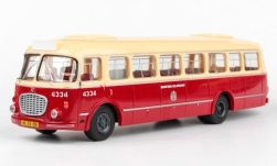 Modellauto - <strong>Skoda</strong> 706 RTO, rot/beige, Municipal Transportation Company Prague<br /><br />Abrex, 1:43<br />Nr. 242448