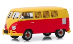 Modellauto - <strong>VW</strong> T1 (Type 2) Station Wagon, Fast Times at Ridgemont High, 1967<br /><br />Greenlight, 1:43<br />Nr. 242471