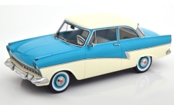 Modellauto - <strong>Ford</strong> Taunus 17M (P2), türkis/weiss, 1957<br /><br />KK Scale, 1:18<br />Nr. 242564