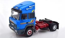 Modellauto - <strong>Iveco</strong> Turbo Star 190-42, blau, 1988<br /><br />Road Kings, 1:18<br />Nr. 242572