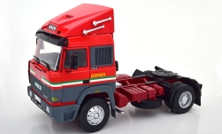 Modellauto - <strong>Iveco</strong> Turbo Star 190-42, rot, Ferrari, 1988<br /><br />Road Kings, 1:18<br />Nr. 242573