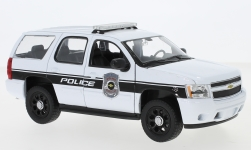 ModelCar - <strong>Chevrolet</strong> Tahoe, Chevrolet Police Vehicles, 2008<br /><br />Welly, 1:24<br />番号 242753