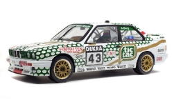 Modellauto - <strong>BMW</strong> M3 (E30), No.43, Tauber BMW, Tic Tac, DTM, A.Berg, 1991<br /><br />Solido, 1:18<br />Nr. 242858