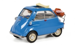 Modellauto - <strong>BMW</strong> Isetta, blau, Picknick<br /><br />Schuco, 1:43<br />Nr. 242864