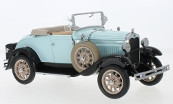 Modellauto - <strong>Ford</strong> Model A Roadster, hellblau, 1931<br /><br />Sun Star, 1:18<br />Nr. 243306