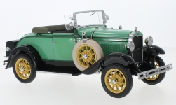 Modellauto - <strong>Ford</strong> Model A Roadster, grün, 1931<br /><br />Sun Star, 1:18<br />Nr. 243307