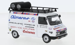 Modelcar - <strong>Citroen</strong> C 35, Almeras fres, Assistance with roof rack, 1980<br /><br />IXO, 1:43<br />No. 243328