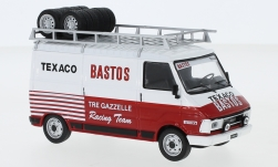 Modelcar - <strong>Fiat</strong> 242, Bastos, Assistance with roof rack<br /><br />IXO, 1:43<br />No. 243329