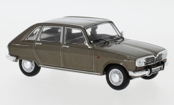 Modelcar - <strong>Renault</strong> 16, metallic-brown, 1969<br /><br />IXO, 1:43<br />No. 243330