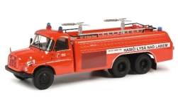 Modellauto - <strong>Tatra</strong> T148 6x6, Feuerwehr (CZ)<br /><br />Schuco, 1:43<br />Nr. 243572