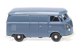 Modellauto - <strong>VW</strong> T1 Kastenwagen, blau<br /><br />Wiking, 1:160<br />Nr. 243789