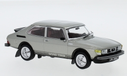 Modellino - <strong>Saab</strong> 99 turbo Station wagon Coupé, metallic-grigio, 1977<br /><br />IXO, 1:43<br />n. 243807