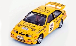 Modelcar - <strong>Ford</strong>  Sierra RS Cosworth, No.20, british Telecom Radiopaging, Rallye WM, RAC Rallye, M.Lovell/R.Freeman, 1987<br /><br />Trofeu, 1:43<br />No. 243822