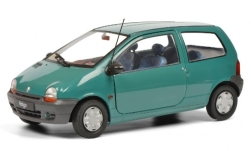 Modelcar - <strong>Renault</strong> Twingo I, green, 1993<br /><br />Solido, 1:18<br />No. 243869