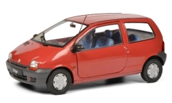 Modelcar - <strong>Renault</strong> Twingo I, dark red, 1993<br /><br />Solido, 1:18<br />No. 243872