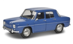 Modelcar - <strong>Renault</strong> 8 Gordini 1100, blue/white, 1967<br /><br />Solido, 1:18<br />No. 243873