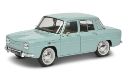 Modelcar - <strong>Renault</strong> 8 Major, light blue<br /><br />Solido, 1:18<br />No. 243874