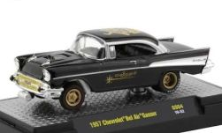 Modelcar - <strong>Chevrolet</strong> Bel Air Gasser, Weiand, 1957<br /><br />M2 Machines, 1:64<br />No. 243972