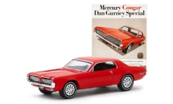 Modelcar - <strong>Mercury</strong> Cougar Dan Gurney Special, red, 1967<br /><br />Greenlight, 1:64<br />No. 243988