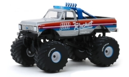 Modelcar - <strong>Chevrolet</strong> K-10 Monster Truck, AM/PM Rocket, 1972<br /><br />Greenlight, 1:64<br />No. 244005