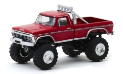 Modelcar - <strong>Ford</strong> F-250 Monster Truck, Godzilla, 1974<br /><br />Greenlight, 1:64<br />No. 244009