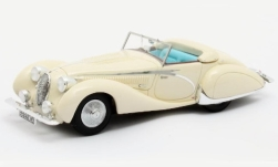 Modellauto - <strong>Talbot Lago</strong> T150C Cabriolet Figoni & Falaschi, weiss, RHD, #90111, 1936<br /><br />Matrix, 1:43<br />Nr. 244088