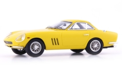 Modellauto - <strong>Ferrari</strong> 410 GTC Speciale, gelb, RHD, 1957<br /><br />AutoCult / Masterpiece, 1:43<br />Nr. 244140