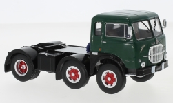 Modelcar - <strong>Fiat</strong> 690 T1, green/black, 1961<br /><br />IXO, 1:43<br />No. 244143