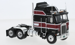 Modelcar - <strong>Kenworth</strong> K100 Aerodyne, black/dark red, 1976<br /><br />IXO, 1:43<br />No. 244173