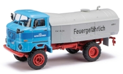 Modellauto - <strong>IFA</strong> W50 mit Tank, LPG Roter Oktober <br /><br />Espewe, 1:87<br />Nr. 244313