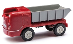 Modellauto - <strong>Multicar</strong> M21, rood, Dump Truck<br /><br />Mehlhose, 1:87<br />Nr. 244324