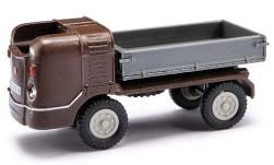 Modellauto - <strong>Multicar</strong> M21 Type D, dunkelbraun<br /><br />Mehlhose, 1:87<br />Nr. 244328