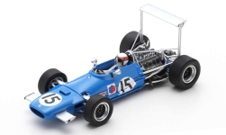 Modelcar - <strong>Matra</strong> MS10, No.15, formula 1, GP USA, J.Stewart, 1968<br /><br />Spark, 1:43<br />No. 244576