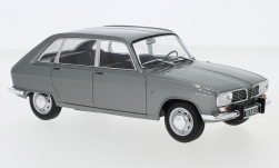 Modelo de coche - <strong>Renault</strong> 16, metallic-gris, 1965<br /><br />WhiteBox, 1:24<br />Nº 244741