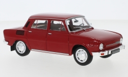 Modellauto - <strong>Skoda</strong> 100 L, rot, 1974<br /><br />WhiteBox, 1:24<br />Nr. 244742