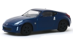 Modellauto - <strong>Nissan</strong> 370Z Coupe, metallic-dunkelblau, 2020<br /><br />Greenlight, 1:64<br />Nr. 244818