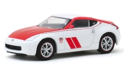 Modellauto - <strong>Nissan</strong> 370Z 50th Anniversary, metallic-weiss/rot, 2020<br /><br />Greenlight, 1:64<br />Nr. 244819