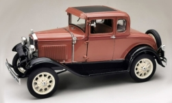 Modellauto - <strong>Ford</strong> Model A Coupe, braun/schwarz, 1931<br /><br />Sun Star, 1:18<br />Nr. 244846