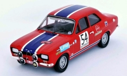Modelcar - <strong>Ford</strong> Escort MK I, RHD, No.54, Tulpenrallye, G.Staepelaere/A.Aerts, 1969<br /><br />Trofeu, 1:43<br />No. 244900