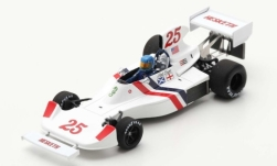 Modellauto - <strong>Hesketh</strong> 308, No.25, Hesketh Racing, GP USA, B.Lunger, 1975<br /><br />Spark, 1:43<br />Nr. 245008