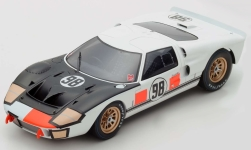 Modelo de coche - <strong>Ford</strong> GT40 MkII, No.98, 24h Daytona, K.Miles/L.Ruby, 1966<br /><br />Spark, 1:18<br />Nº 245045
