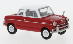 Modelcar - <strong>NSU</strong> Prinz 30E, red/white, 1959<br /><br />IXO, 1:43<br />No. 245107
