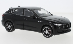 Modelcar - <strong>Maserati</strong> Levante, black, 2016<br /><br />Welly, 1:24<br />No. 245284