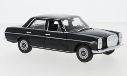 Modelcar - <strong>Mercedes</strong> 220 (W115), black, 1968<br /><br />Welly, 1:24<br />No. 245285