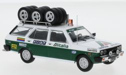 Modellauto - <strong>Fiat</strong> 131 Panorama,  Alitalia, Assistance, 1979<br /><br />IXO, 1:43<br />Nr. 245288