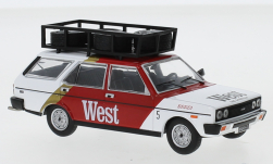 voiture miniature - <strong>Fiat</strong> 131 Panorama, West, Assistance, 1979<br /><br />IXO, 1:43<br />N° 245289