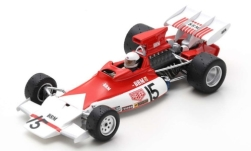Modellauto - <strong>BRM</strong> P180, No.15, Marlboro, GP USA, inklusive Decals, B.Redman, 1972<br /><br />Spark, 1:43<br />Nr. 245310