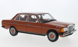 Modellauto - <strong>Mercedes</strong> 200 (W123), rot, 1980<br /><br />I-Norev, 1:18<br />Nr. 245515